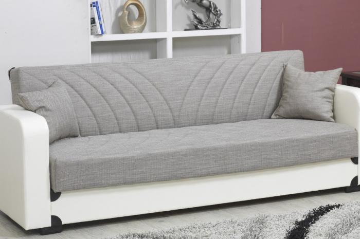 Sandıklı kanepe çekyat eşya saklamalı yatmalı