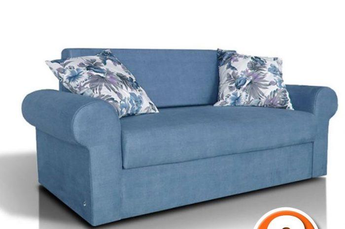 2'li çekyat yataklı kanepe spot kullanılmış ürün